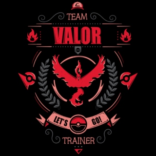 Win Or Die: A Team Valor Mix