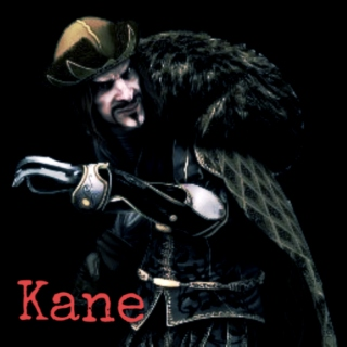 One-Armed And Dangerous: Kane