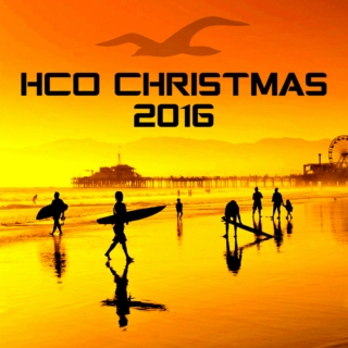Hollister Co. 2016 Christmas Playlist