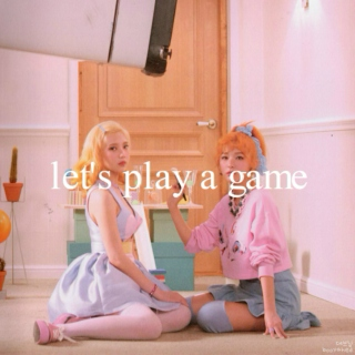 let's play a game