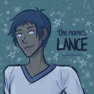 ☆ the name's lance ☆