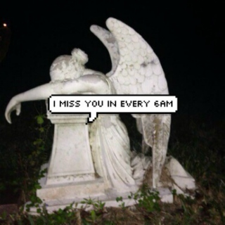 i miss you in every 6am