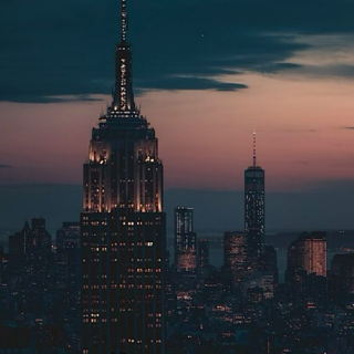 Night in New York