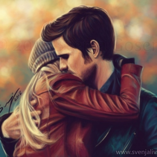 Captain Swan vibes