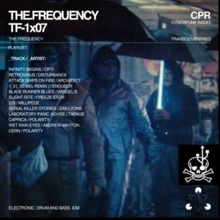 TF - 1x07 · THE.FREQUENCY //REBUILT