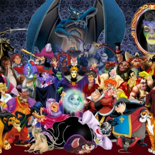 Disney Villain Songs
