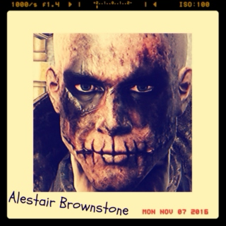 Made Of Scars: Alestair Brownstone