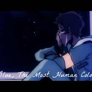 Blue, The Most Human Color