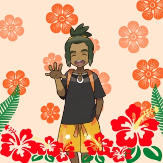 That Boy (is the sun incarnate) ~A Hau fanmix~