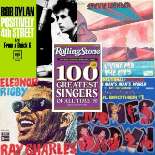 Rolling Stone 100 Greatest Singers Of All-Time - Gritty Side