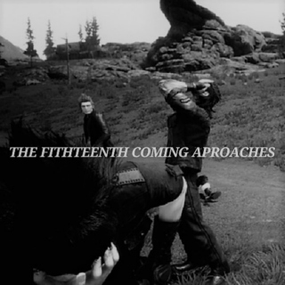 THE FITHTEENTH COMING APROACHES