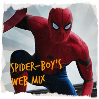 Spider-Boy's Web Mix