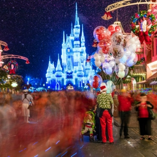 A Magical Disney Christmas