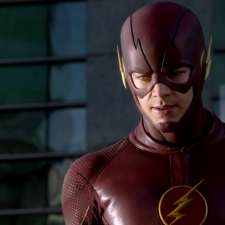 Fastest Man Alive - THE FLASH