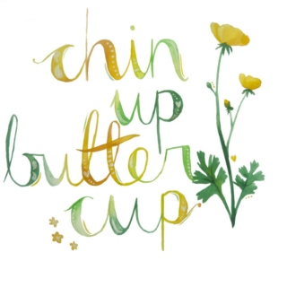 Chin Up ^ Grin Up