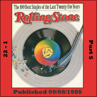 Rolling Stone's 100 Best Singles (1963 - 1988) [Part 5]