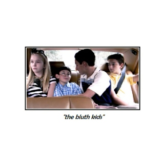 the bluth kids