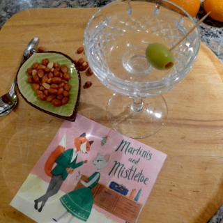 Martinis and Mistletoe