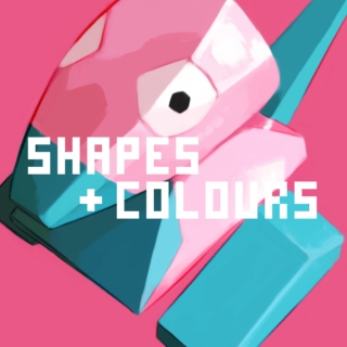SHAPES + COLOURS