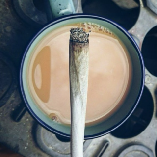 Coffee And Weed For Breakfast