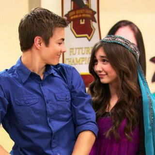 i was enchanted to meet you (a Rucas fanmix for GMW Secret Santa 2016)