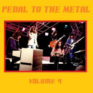 Pedal To The Metal [Volume 4]