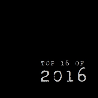 top 16 songs of 2016 ✨
