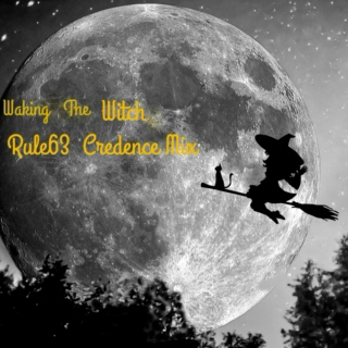 Waking the Witch:   A Rule63  Credence Barebone Mix