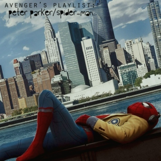 Avengers' Playlist: Peter Parker/Spider-Man