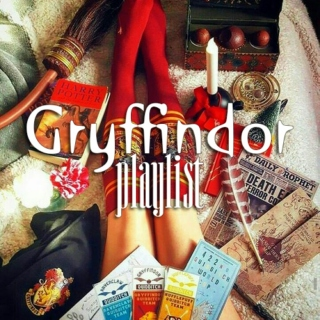 Gryffindor For The Ones Who Is Brave Like An Lion.
