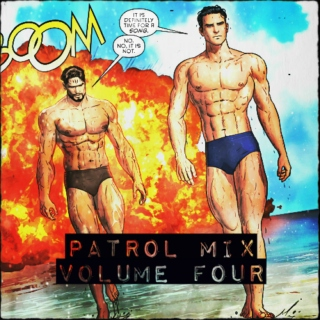 Dick Grayson's Patrol Mix: Volume Four