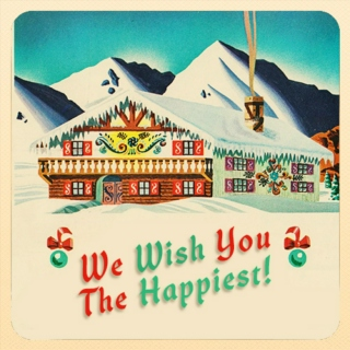 We Wish You The Happiest!