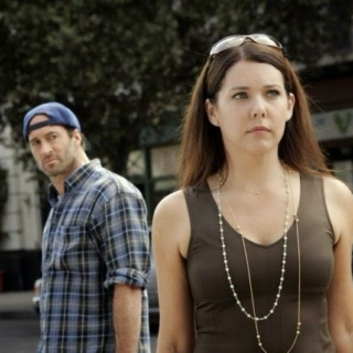 luke and lorelai: the lost days
