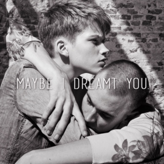 maybe i dreamt you.