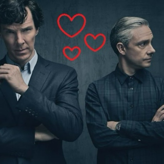 Love conquers all // A Johnlock S4 pop fanmix