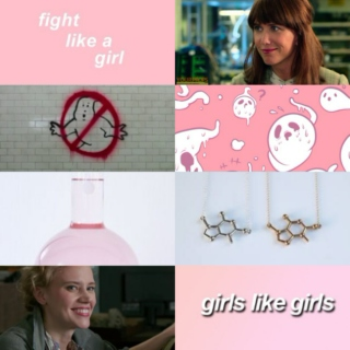 ghost girls // holtzbert