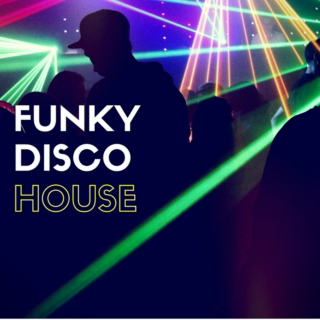6 free funky disco music playlists 8tracks radio for Funky house songs