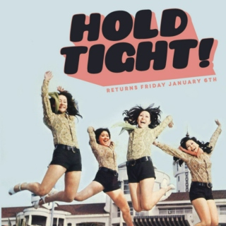 HOLD TIGHT! VOL 14