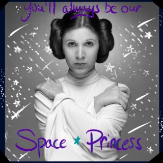 you'll always be our space princess ♥