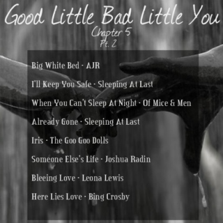 Good Little Bad Little You: Chapter 5 (part 2)