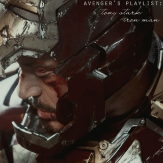Avengers' Playlist: Tony Stark/Iron Man