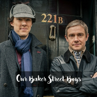 Our Baker Street Boys ❤