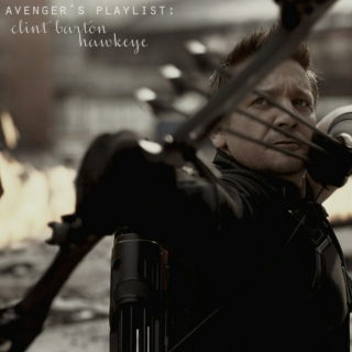Avengers' Playlist: Clint Barton/Hawkeye