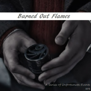 Burned Out Flames