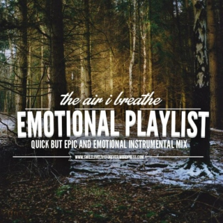 The air i breathe, quick but epic and emotional instrumental playlist, SOUNDS OF THE FOREST
