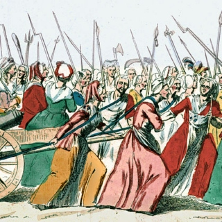 Women Marching Around The World