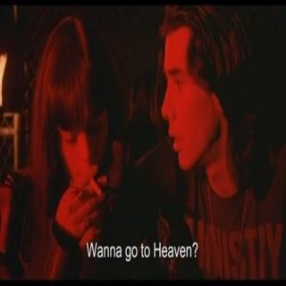 WANNA GO TO HEAVEN?