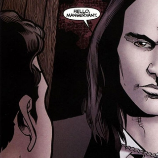 """""""You Are Strange and Off-Putting."""" A Slightly Silly Dracula/Xander Mix"""