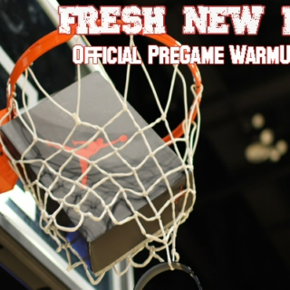 """Fresh New Kicks: Official PreGame WarmUp Playlist"" (February '17)"