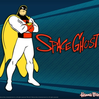 Classic Cartoon Series #2: If Space Ghost Hosted a Luncheon...